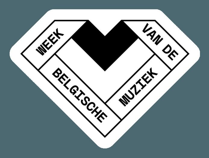 Logo Week Van De Belgische Muziek